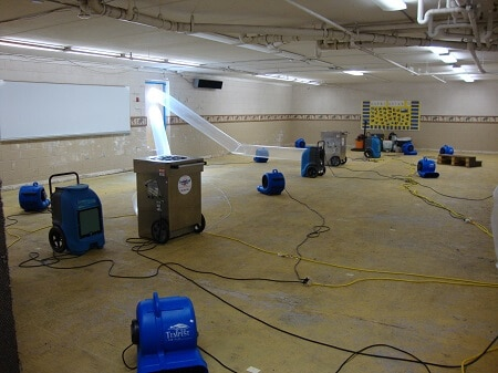 Emergency Water Damage Restoration