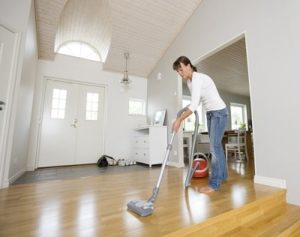 Vacuum Cleaning and Floor Care