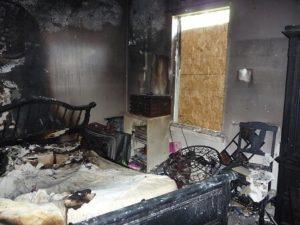 Fire Damage Repair Causes