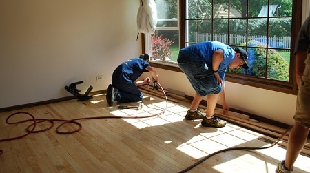 Why Hire Professional Flooring Contractor