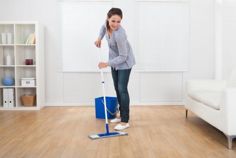 Easy Ways to Clean Hardwood Floors