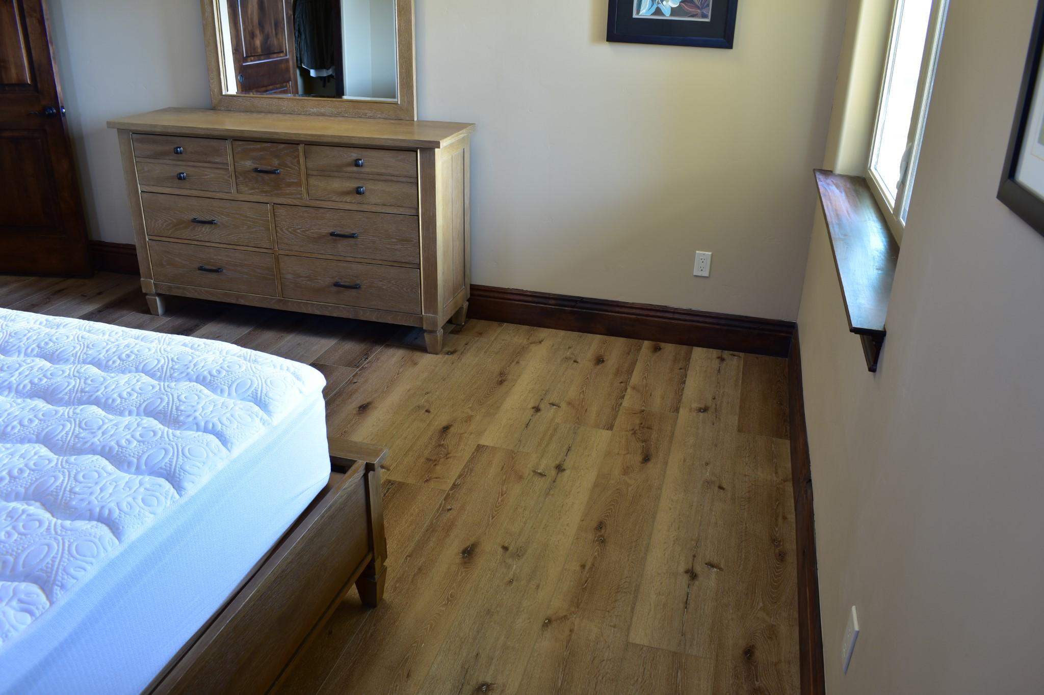 Waterproof Laminate Floors Bedroom Sofa Window