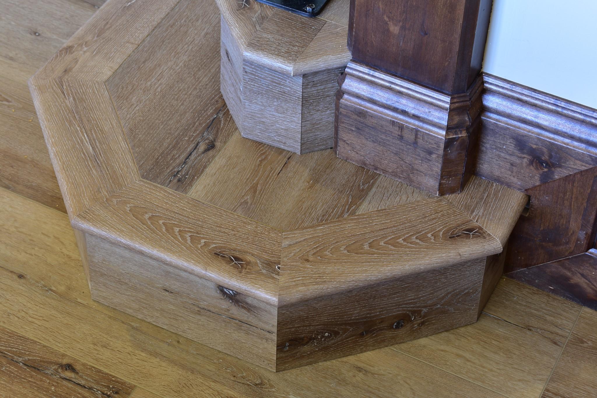 Waterproof Laminate Floors Stairs Corners