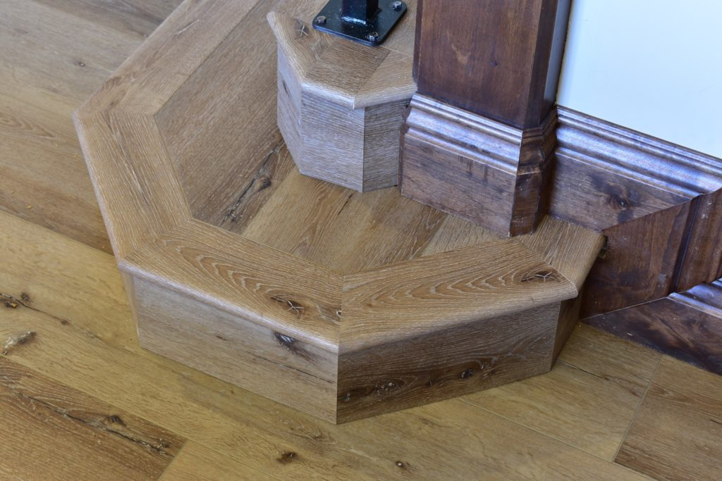 Waterproof Floors Stairs Corners 1