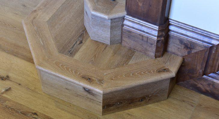 Waterproof Floors Stairs Corners 1