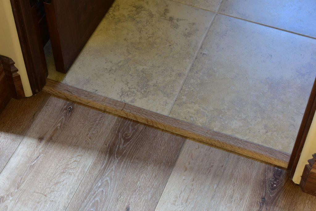 Waterproof Laminate Floors Transition