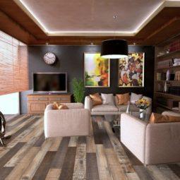 Barnwood Collection Laminate Flooring