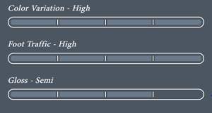 Color Variation-High-Foot Traffic-High-Gloss - Semi