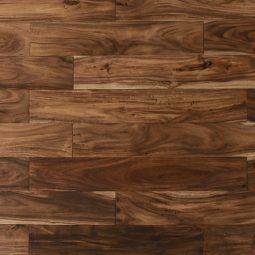 Acacia Collection Solid Hardwood Exotic Walnut Natural Flooring